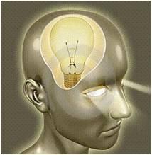 Imagen 4 Cabeza energética de ser humano